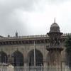 Mecca Mosque Near Charminar