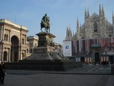 Piazza Del Duomo In 2007