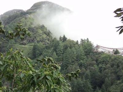 Scenic Peak Views