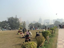 Central Park Visitors - Connaught Place