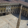 The Courtyard Of The Royal Palace Of Milan