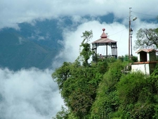 A Viewpoint Within The Clouds