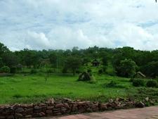 Village & Road