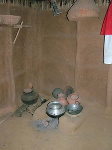 Tribal Cooking Utensils