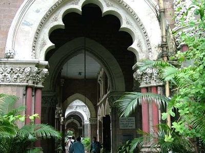 Views Along Mumbai Heritage Walk