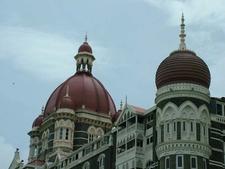 Taj Mahal Palace Domes