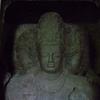 Elephanta Caves Popular Maheshwara Figure