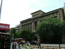 Heritage Structure Along DN Road