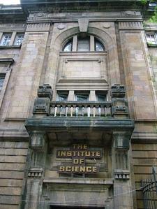 Institute Of Science Heritage Building