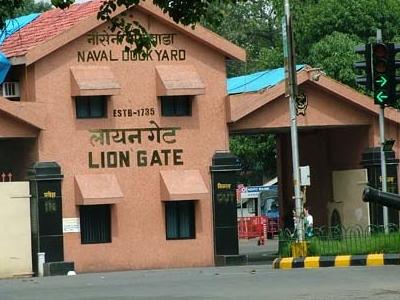 Lion Gate - Mumbai