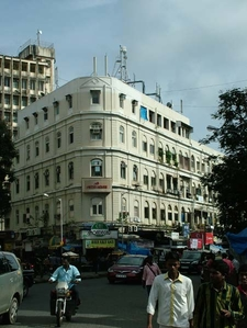 Cafe Mondegar From Across The Street- Colaba - Mumbai