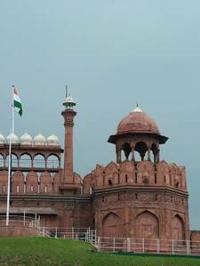 Ramparts Of Red Fort