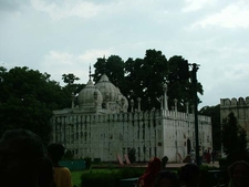 Misc. Structures Inside Red Fort