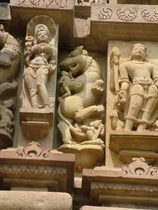 Lakshmi Temple Shikhara Decorations