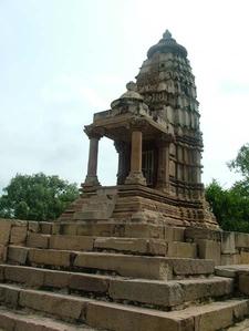 Lakshmi Temple & Elevated Platform