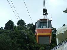 Gun Hill - Mussoorie Cable Car Shuttle