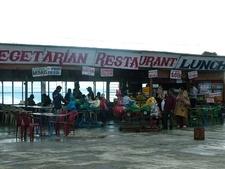 Restaurant At Gun Hill Top