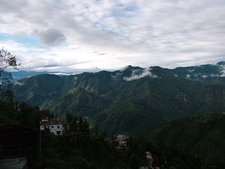Vast Expanse Of The Himalayas