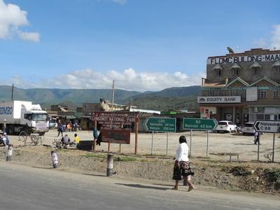 Mai Mahiu - Nairobi-Nakuru Highway