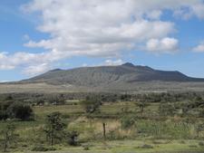 Longonot Panoramic Landscape