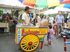 Ice Cream & Food Stalls