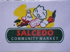 Salcedo - Community Market Logo