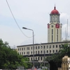Road View & Clock Tower