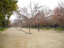 Parque Araucano - Santiago