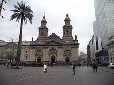View Across Plaza