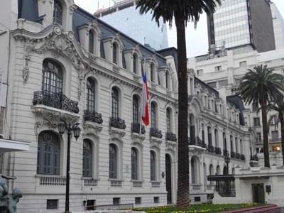Palacio Subercaseaux - Santiago