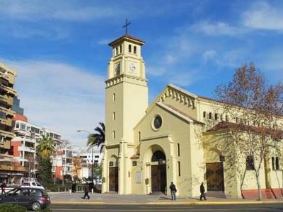 Iglesia Catedral Castrence - Santiago