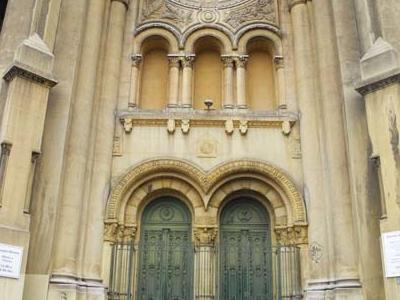 Stairs & Entrance Door