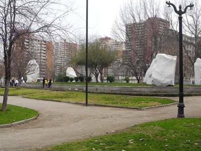Parque Almagro - Santiago