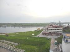 Power Station At Gabcikovo Dam