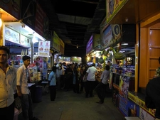 Sands & Ice-Cream - Juhu Beach Stalls
