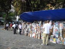 Fort Booksellers Stall - Mumbai