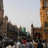 Chhatrapati Shivaji Terminus - Foot-Path Towards Suburban Platforms