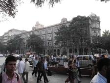 DN Road - Fort Area Traffic - Mumbai