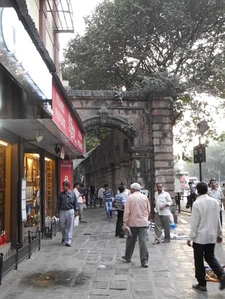 DN Road - Business Area - Mumbai