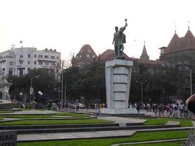 Hutatma Chowk (Square)- Mumbai