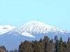 View Of The Cascades Near La Pine