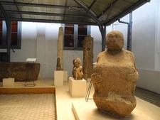 Ancient Rock-Cut Sculptures