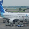 Indonesian Airline Aircraft