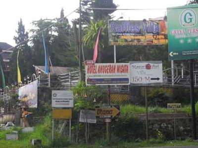 Kaliurang Town View