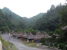 Kaliurang Forest Park Entrance - Yogyakarta