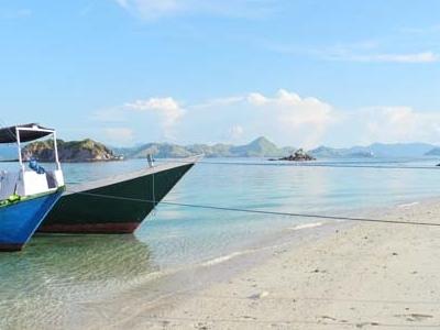 Good Diving Destination & White Sand