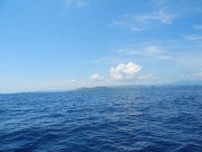 Blue Waters Around Sabolon Islands