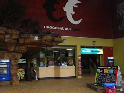 Croc Cove - Darwin - Australia