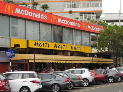 Miraflores Cafe Haiti