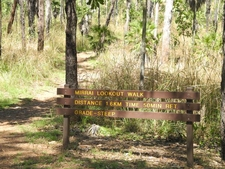 Mirrai Lookout Trail - Northern Territory